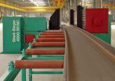 Горизонтальная рихтовочная машина 4000 RP/NC/CNC