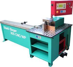 Горизонтально гибочный пресс 420 CNC/WP