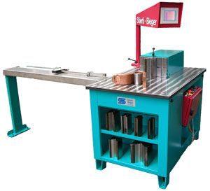 Горизонтально гибочный пресс 420 CNC