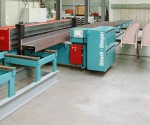 Горизонтальная рихтовочная машина 2000 RP/NC/CNC