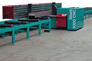 Горизонтальная рихтовочная машина 3000 RP/NC/CNC