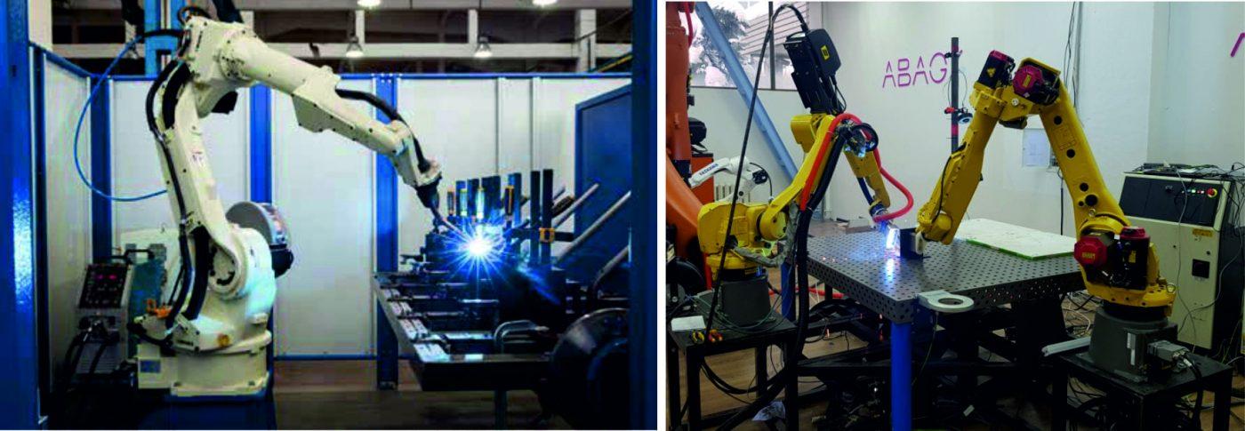 Использование роботов-манипуляторов совместно с оснасткой Siegmund