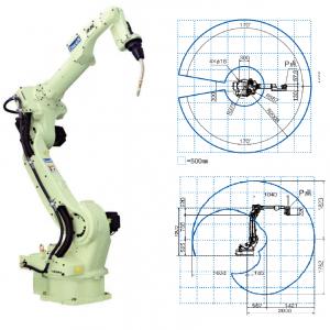 Сварочный робот OTC -Daihen FD–B4L